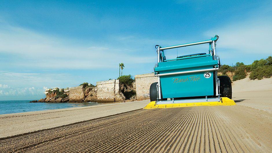 BeachTech strandmaskiner
