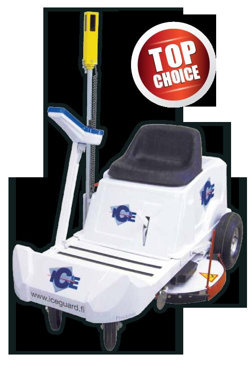 Iceguard Precision Robot